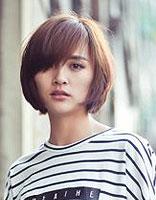 圆脸短发什么发型好看 圆脸短直发发型设计