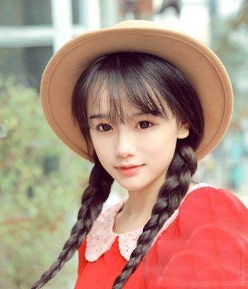 最流行韩式小辫发型 17岁女生辫子发型图片