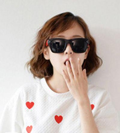 韩国可爱女生发型_韩国可爱短发发型