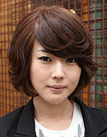 长脸女生剪什么短发好看 女学生长脸适合的短发发型图