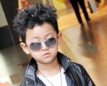 韩国小男孩西瓜头发型 小男孩西瓜头发型图片[儿童发型]-西瓜头 男生