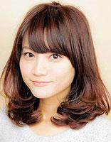 心型脸适合什么发型图片 心型脸的梨花头发型图片