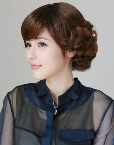 40岁女人发型图片_40岁女人发型_40岁女性减龄发型图片_40岁女人以上适合短发发型_40 ...