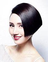 长脸额头窄的女生适合齐耳短发吗 长脸窄额头女生短发