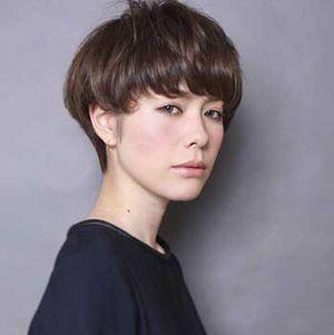 女生超短蘑菇头发型图片 胖脸女生短发蘑菇头发型设计