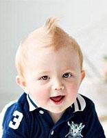 2-3岁小男孩短发发型图片 小男孩发型2-3岁