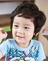三岁小男孩理什么发型图片 三岁男宝宝发型图片图片