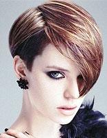 圆脸适合沙宣短发吗 适合圆脸的沙宣短发发型图片图片