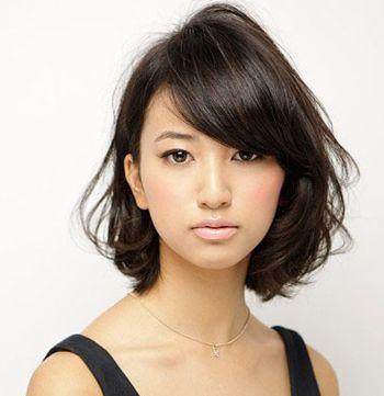 2015流行什么烫发和染发发型 日韩非主流烫染发发型设计