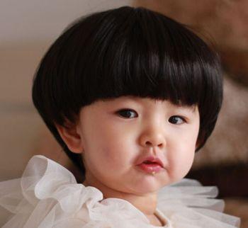 可爱呆萌感,那么适合女宝宝的儿童发型设计都有哪些