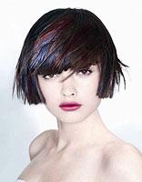 沙宣发型2015潮女必备 最新女生沙宣发型图片