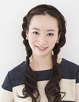 圆脸女生马尾辫的发型扎法 圆脸绑马尾的方法图解