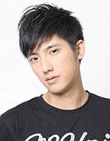 适合长脸男生的二分区发型 长脸男生发型设计图片