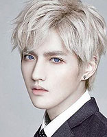 逆三角型脸男士发型设计 三角脸男士适合的发型图片