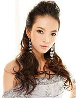 鹅蛋型脸不留刘海的发型图片 鹅蛋脸女生发型设计