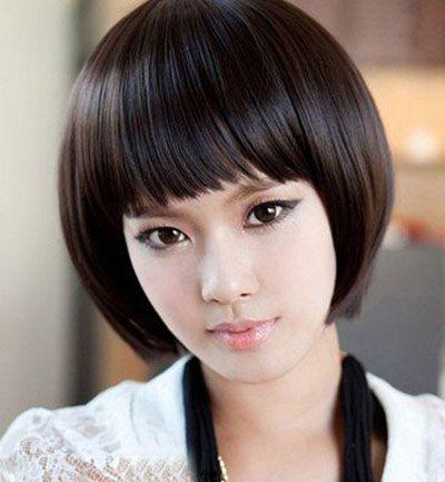 大脸适合沙宣发型吗 大脸沙宣 短发发型 图片图片