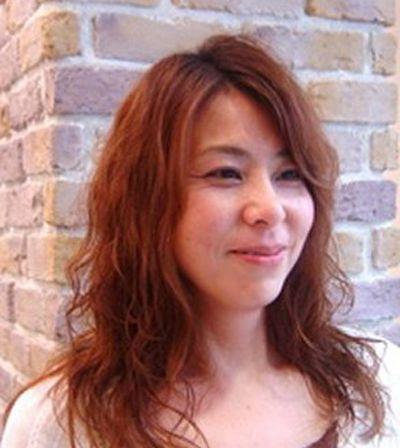 中老年大卷短烫发发型图片 中老年女士烫发发型设计[中年发型]-中年妇