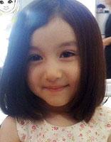 女童可爱BOBO头发型 宝宝波波发型图片