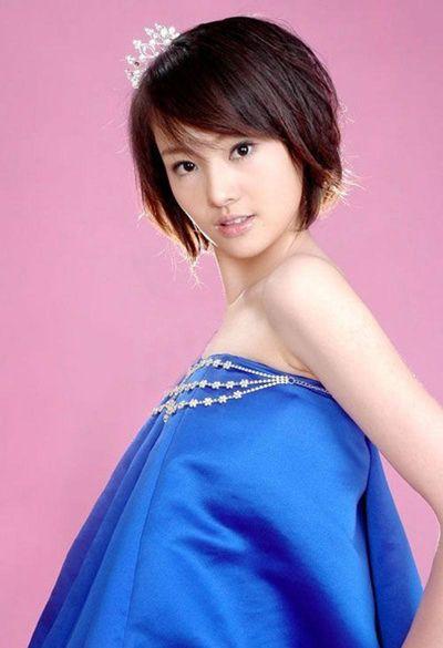张翰新女友古力娜扎 前任现任最新发型大PK