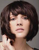女孩胖脸适合什么发型 适合长方形胖脸的发型图片