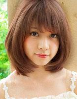 圆脸适合什么短直发发型 适合圆脸的短发发型图片