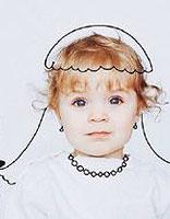 女孩Bobo头发型怎么弄好看 女童BOBO头怎么扎小辫