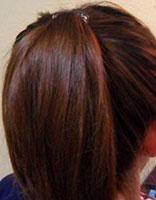 丸子头发夹怎么用 丸子头头发怎样盘起步骤图解