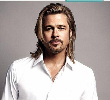 男人留长发_男生怎样留长发发型-