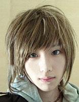 男生倒到三角脸适合什么发型 倒三角形脸男士发型图片
