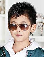 韩版男童发型 小男童平头发型图片图片