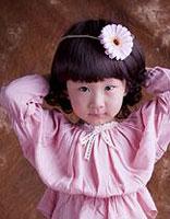 儿童蘑菇头怎么扎 3岁女童蘑菇头扎发发型