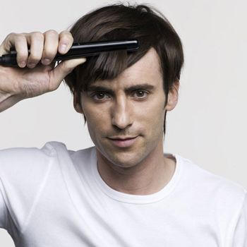2015男士沙宣短发 男士沙宣纹理烫发型