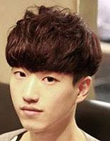 2015男生蘑菇头短发发型 男生超短蘑菇头发型