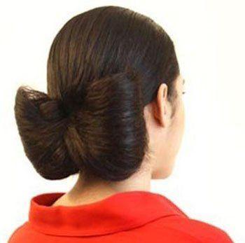 韩版可爱发型扎法 可爱发型扎法图解