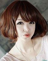 韩式短发蛋卷头怎么烫 短发蛋卷头发型图片