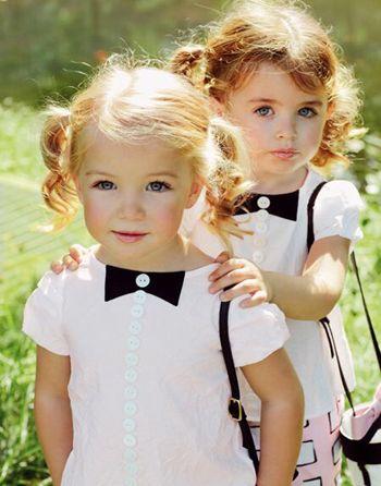女童发型_小女孩发型绑扎方法_女童发型图片_女童发型
