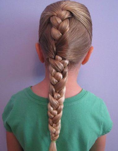 女孩发型绑扎方法步骤