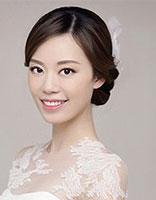唯美新娘盘发发型详细步骤 打造时尚浪漫新娘发型