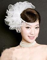 结婚盘头脸型长适合什么发型 长脸女生适合的盘头发型