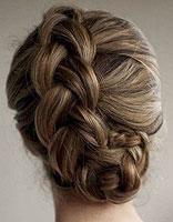 如何盘中国古典发型 古代女生盘发发型图解(6)图片
