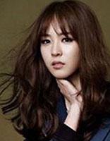 韩国女长发烫发发型图片大全 2016发型黑色韩式长发烫发发型