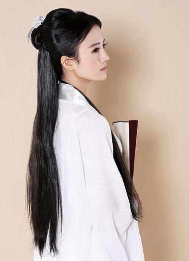 什么样的人适合中分刘海 古装中分刘海怎么梳发型