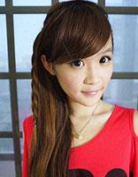 初中女生发型扎法图解 适合初中生的发型扎法