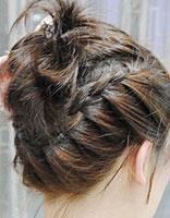 短发怎么盘头发 怎么盘短头发简单漂亮