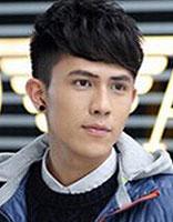 男学生齐刘海短发发型图片 男生齐刘海发型图片