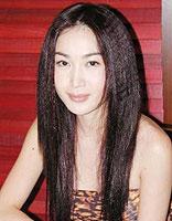 发根蓬松烫发型 女生长发烫发根效果图