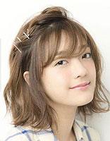 学扎高中女生发型 高中生女生简单发型扎法
