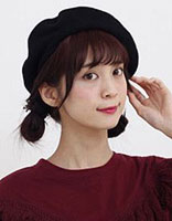 成熟的脸型扎什么发型好看可爱 圆脸直发发型扎法