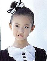 儿童中发盘发发型 儿童盘发发型扎法图片