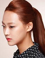 没刘海怎么绑头发 没刘海绑头发的方法